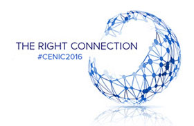 CENIC 2016 Conference: The Right Connection