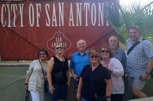 Members of the California Community Colleges (CCC) Education Planning Initiative (EPI) during the recent Hobsons University event in San Antonio, TX