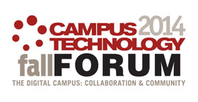 Campus Technology Fall Forum 2014
