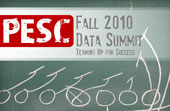 PESC Fall 2010 Data Summit, Teaming Up For Success
